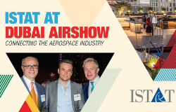Register for the ISTAT Reception at the Dubai Airshow