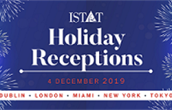 Prepare for the London Holiday Reception