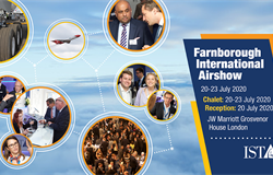ISTAT at the Farnborough International Airshow Cancellation Notice