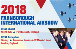 Last Chance to Register for ISTAT Events at Farnborough Airshow