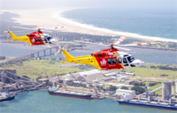 COVID-19 Grant Recipient Spotlight: Westpac Rescue Helicopter Service