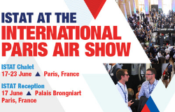 Join ISTAT at the International Paris Air Show